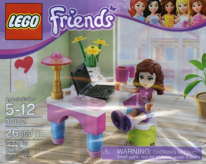 lego friends 41039 instructions