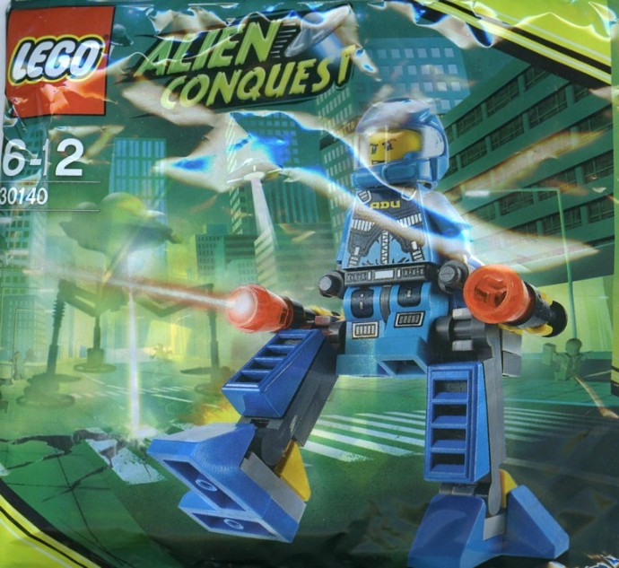 Best Toys Adu : Another alien conquest polybag on the way brickset lego