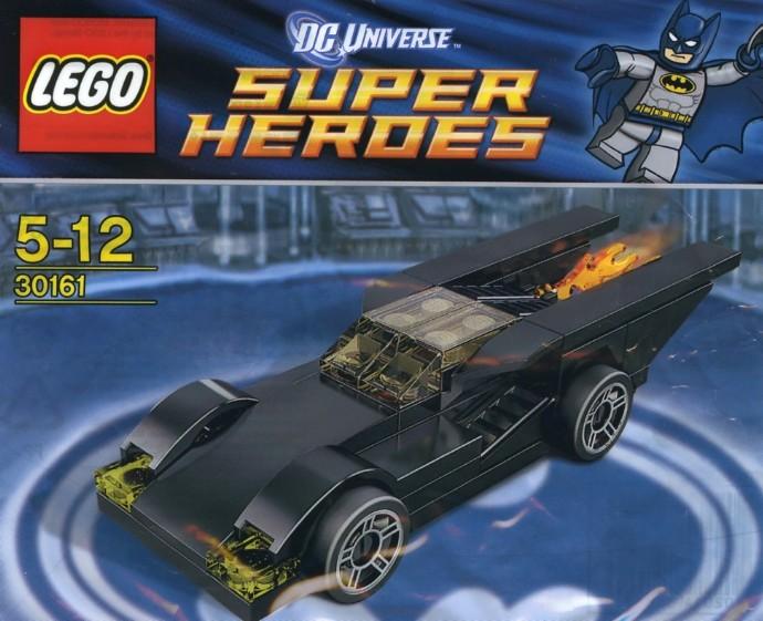 30161 1 Batmobile Brickset Lego Set Guide And Database