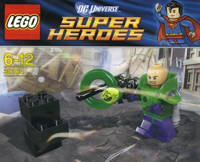 30164 1 Lex Luthor Brickset Lego Set Guide And Database