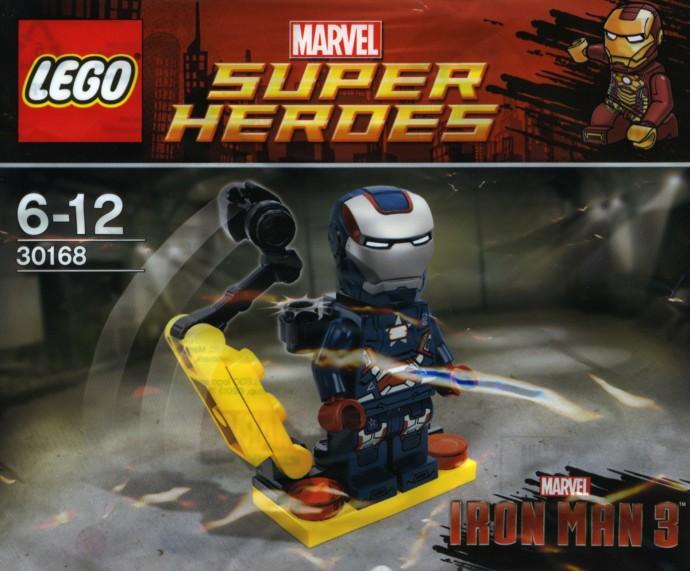 Iron Patriot Polybag Brickset Lego Set Guide And Database