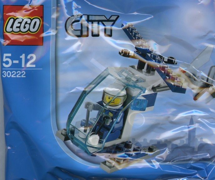 30222 1 Police Helicopter Brickset Lego Set Guide And Database