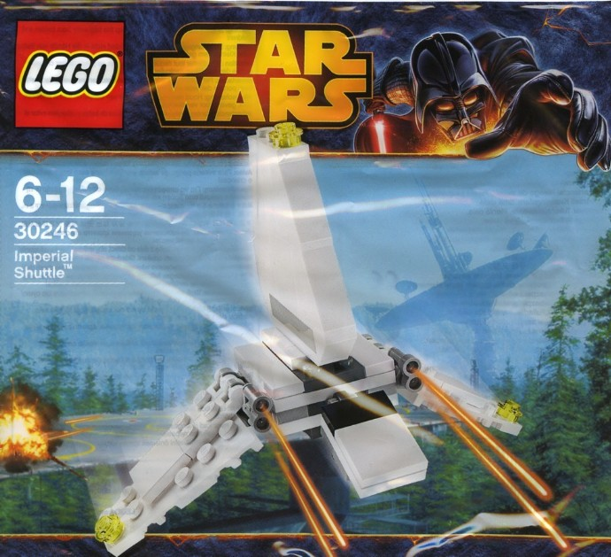 30246 1 Imperial Shuttle Brickset Lego Set Guide And Database