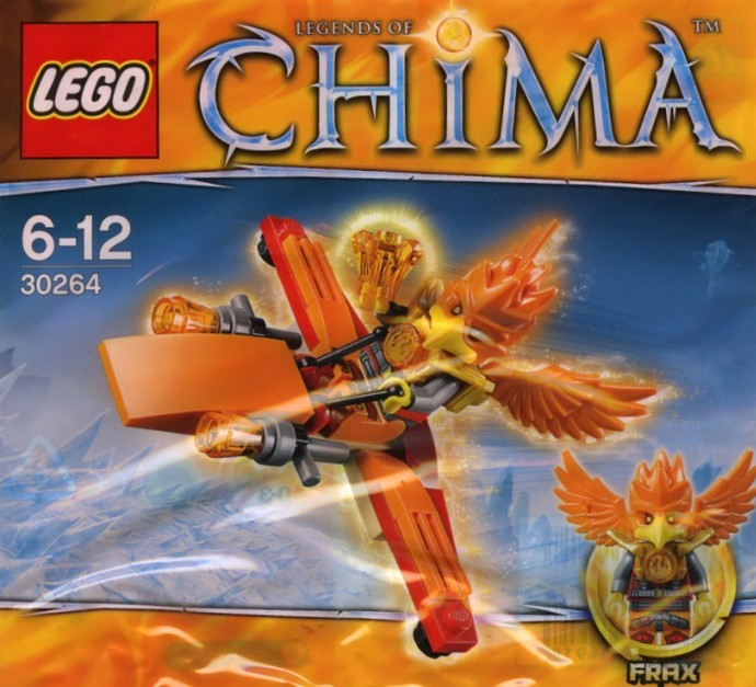 Lego 30264 Frax' Phoenix Flyer image