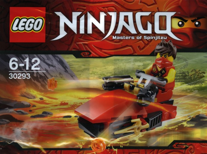 lego ninjago blaster bike instructions