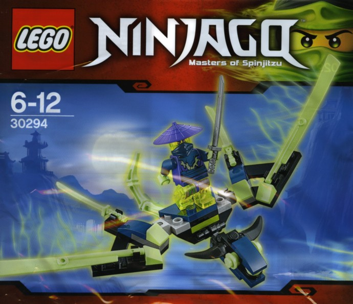 LEGO Ninjago The Cowler Dragon (30294) Available at Target | The ...
