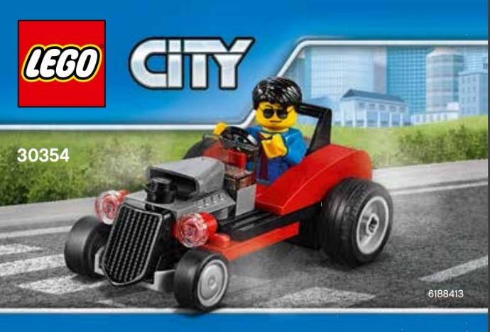 Lego City 30354 Hot Rod New