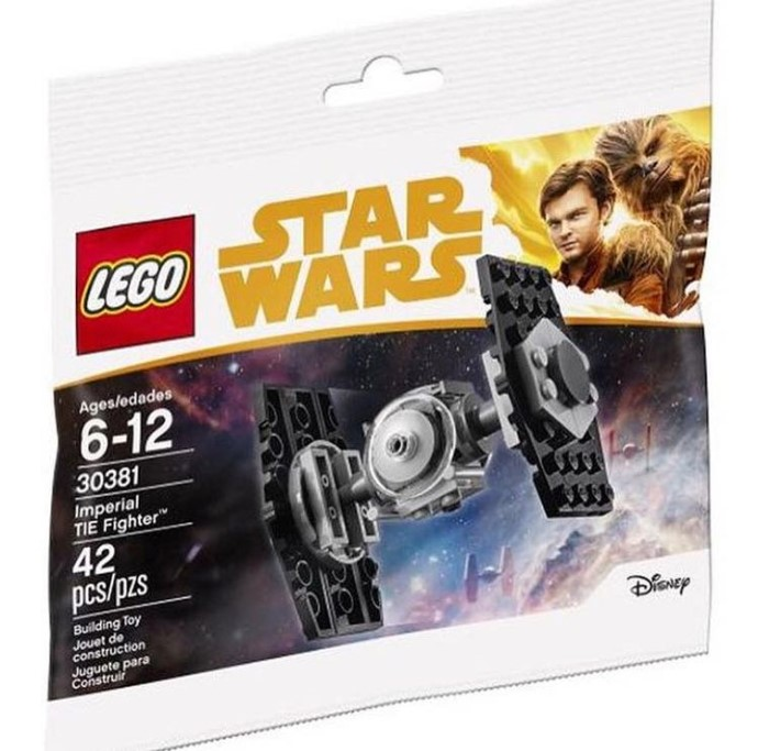 Imperial TIE Fighter. 30381-1 Star Wars Solo 2018 63b4de89e