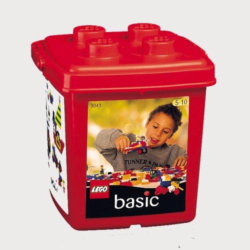 Lego 3041 Basic Building Set, 5+ image