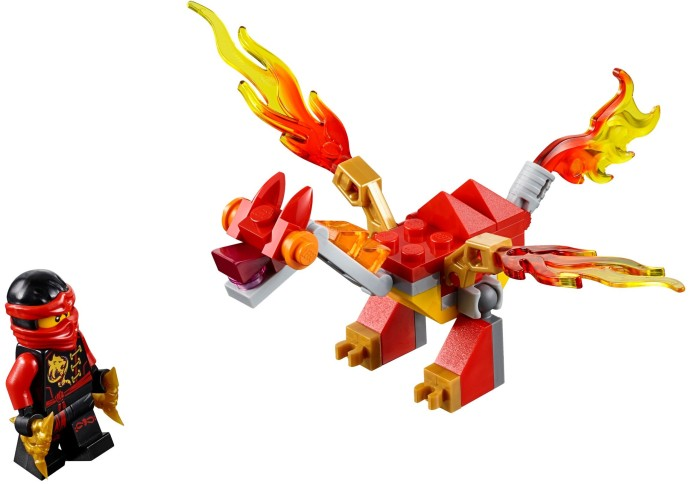 lego ninjago dragon instructions