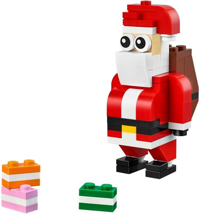 LEGO 30478 CREATOR Jolly Santa Polybag 74 pieces