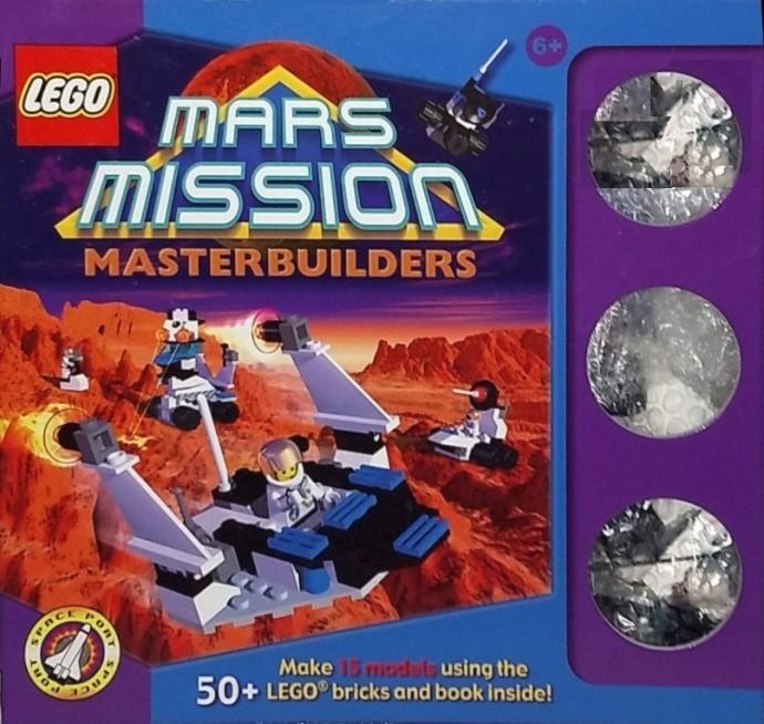 Изображение набора Лего 3059 Mars Mission