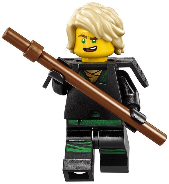 The LEGO Ninjago Movie' Video Game Hinted At in New Lloyd Polybag ...