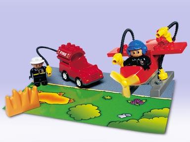 Изображение набора Лего 3083 Flying Action