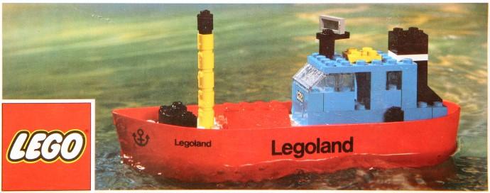 Lego 310 Tugboat image