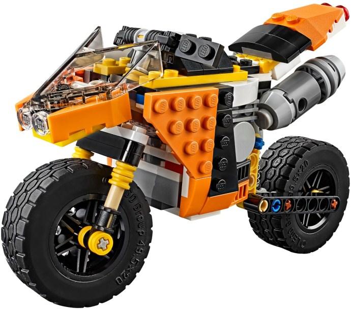 Lego 31059 Sunset Street Bike image