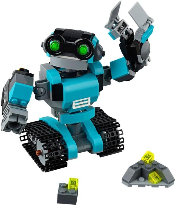 Изображение набора Лего 31062 Robo Explorer
