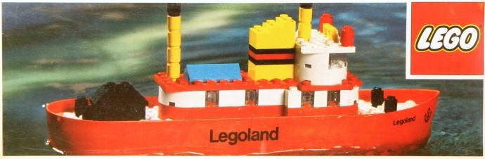 Изображение набора Лего 311 Ferry