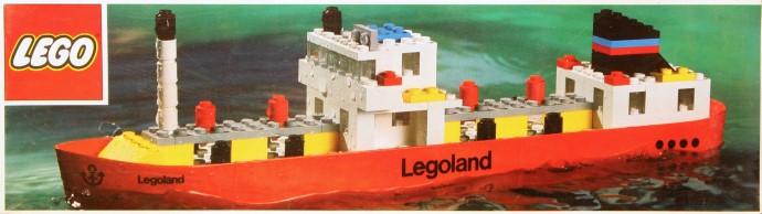 Lego 312 Cargo Ship image