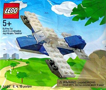 Изображение набора Лего 3197 Aircraft