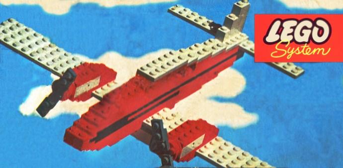 Изображение набора Лего 320 Airplane