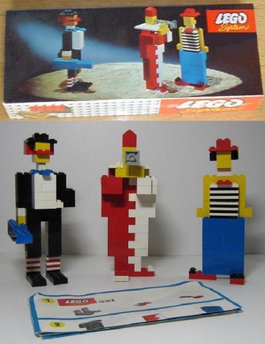 Изображение набора Лего 321 Clowns