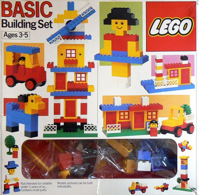 Lego 327 Basic Building Set image