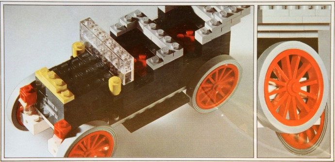Lego 329 Antique Car image