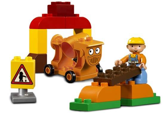 Изображение набора Лего 3292 Dizzy's Bridge Set