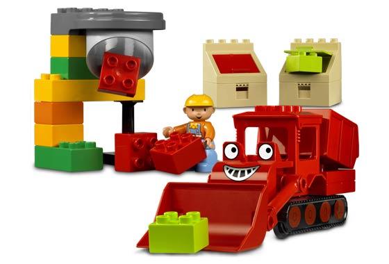 Duplo Bob The Builder Brickset Lego Set Guide And
