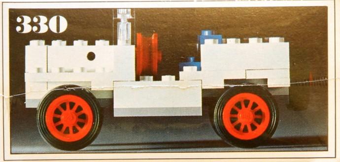 Изображение набора Лего 330 Jeep
