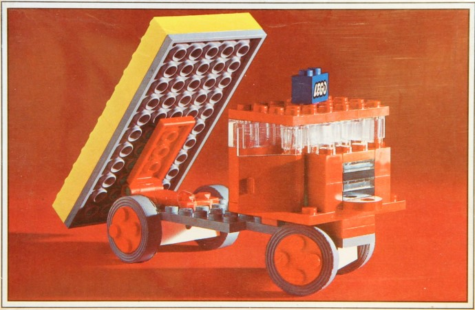 Изображение набора Лего 331 Dump Truck