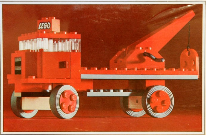 Lego 332 Tow Truck image
