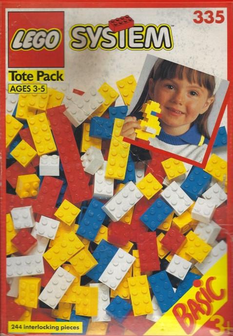 Lego 335 Basic Building Set, 3+ image