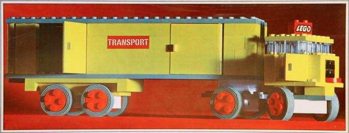 Изображение набора Лего 335 Transport Truck
