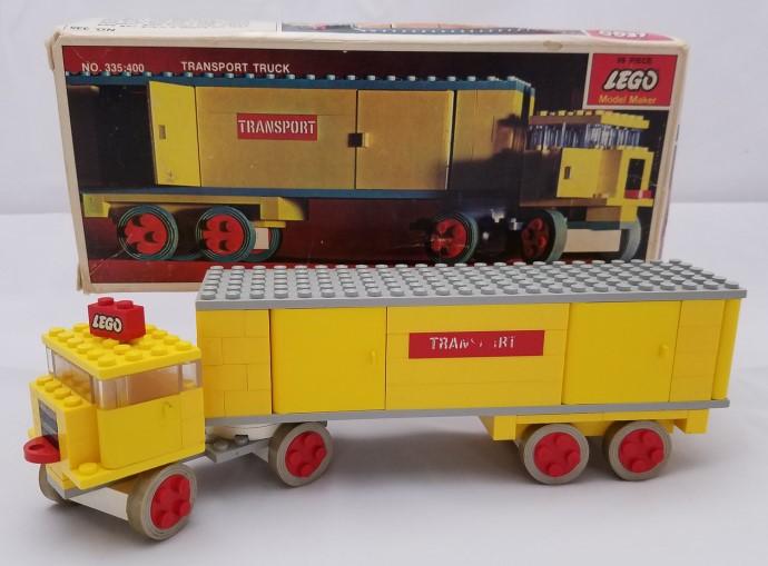 Lego 335 Transport Truck image