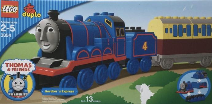 Duplo Thomas The Tank Engine Brickset Lego Set Guide