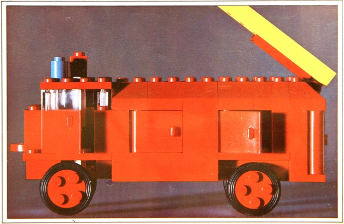 Car Auction Apps >> 336-1: Fire Engine | Brickset: LEGO set guide and database
