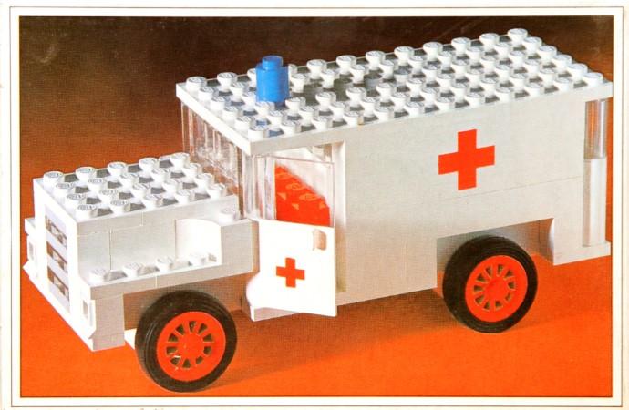 Lego 338 Ambulance image