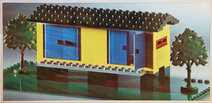 Lego 341 Warehouse image