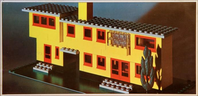 Lego 342 Station image