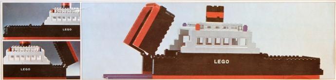 Изображение набора Лего 343 Train Ferry