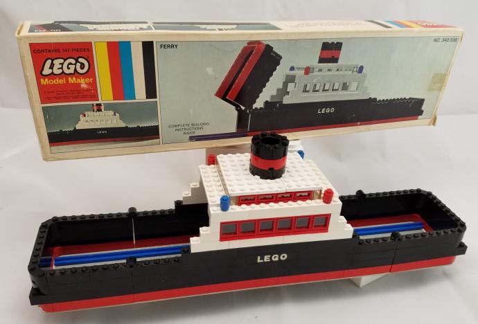 Изображение набора Лего 343 Ferry