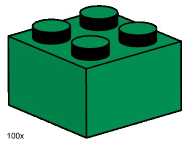 lego brick side view clipart - photo #37