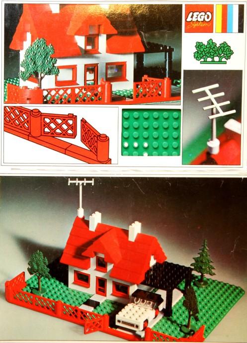 Изображение набора Лего 346 House with Car