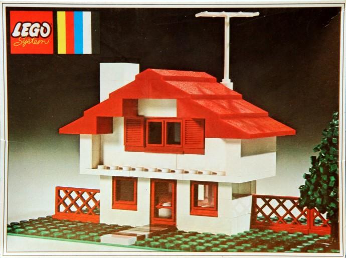Изображение набора Лего 349 Swiss Chalet