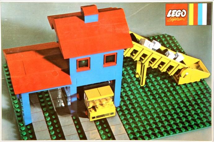 Изображение набора Лего 351 Gravel Depot