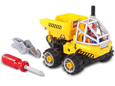 Lego 3588 Heavy Truck image