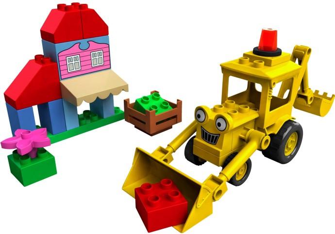 Изображение набора Лего 3595 Scoop at Bobland Bay