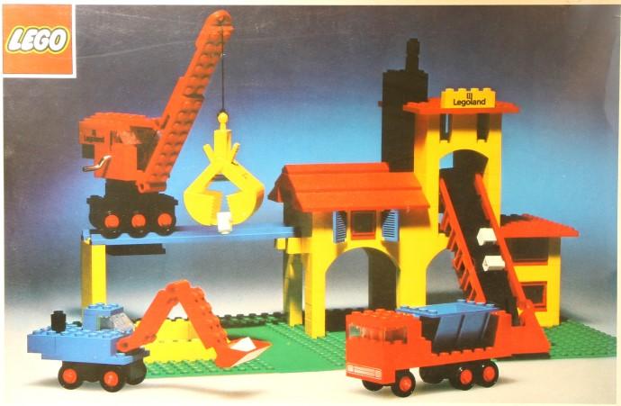 Изображение набора Лего 360 Gravel Works